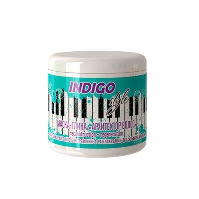 Маска-глина Indigo Style - Архитектор волос 500мл