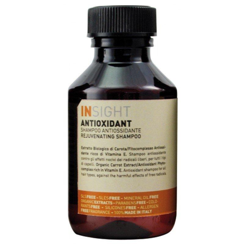 Шампунь антиоксидант «Очищающий» для перегруженных волос (100 мл) ANTIOXIDANT