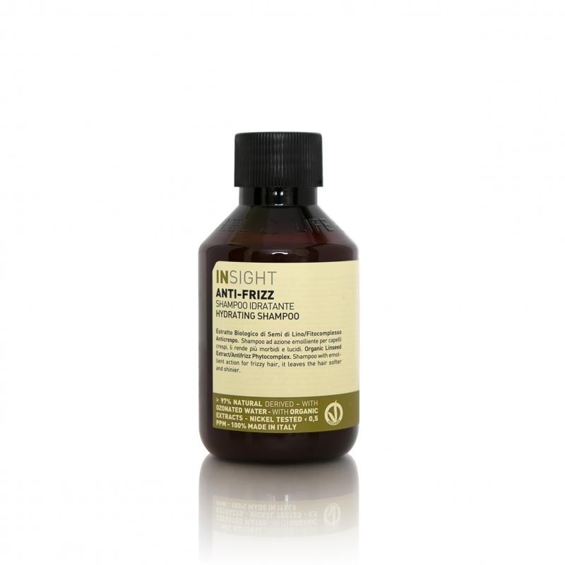 Разглаживающий шампунь для непослушных волос (100 мл) ANTI-FRIZZ